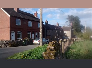 EasyRoommate UK - room to let with shared facilities - Cauldon, Stoke-on-Trent - £380 pcm