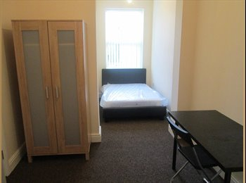 City Centre ROOMS TO RENT with TV & Bills included