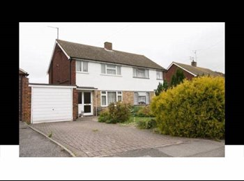 EasyRoommate UK - 2 double rooms available in 3 bedroom house - Bedgrove, Aylesbury - £500 pcm
