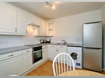 EasyRoommate UK - Double bedroom to let in modern 2bed flat - Aberdeen, Aberdeen - £425 pcm