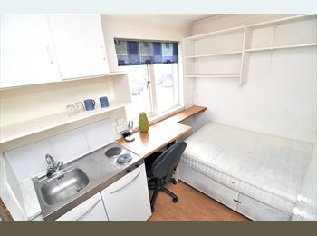 A cosy studio flat in exceptional Marylebone, NW8