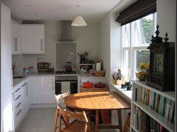 EasyRoommate UK - Lovely flatshare in conservation area - Hampton Wick, London - £610 pcm
