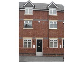 EasyRoommate UK - Double Room - Separate Bathroom - New Build House - Alvaston, Derby - £375 pcm