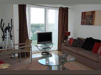 EasyRoommate UK - 2 bed flat for rent Regent Road - Hounslow, London - £1,000 pcm