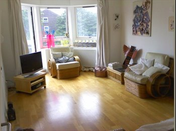 EasyRoommate UK - Stylish balcony flat five mins river/Kew Gardens - Chiswick, London - £750 pcm