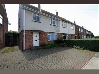 EasyRoommate UK - FOUR BEDROOM HOUSE SHARE TO RENT! - Canterbury, Canterbury - £440 pcm