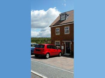 EasyRoommate UK - Double room in brand new house - Walderslade, Chatham - £300 pcm