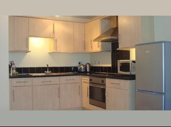 1 bed furnished  flat in city centre