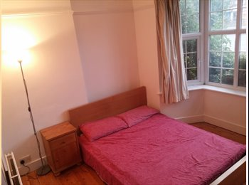 EasyRoommate UK - Double room to rent in East Finchley/Highgate - East Finchley, London - £550 pcm