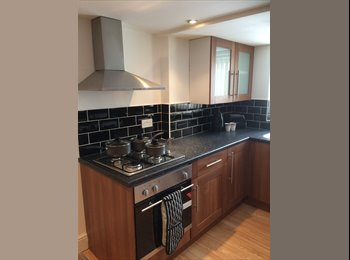 Exceptionally Large open plan ensuite room