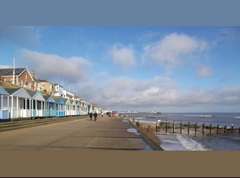 EasyRoommate UK - Looking to share a 2 bedroom flat with 1 other person - Southend-on-Sea, Southend-on-Sea - £325 pcm