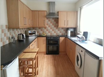 EasyRoommate UK - Double room in spacious house, off Cregagh road - Cregagh, Belfast - £380 pcm