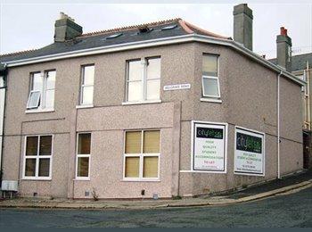 EasyRoommate UK - Large EN SUITE bedroom for rent in prime location  - Mutley, Plymouth - £388 pcm