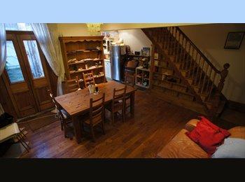 EasyRoommate UK - Mezzanine room in fully furnished 4 bed house - Fenham, Newcastle upon Tyne - £315 pcm