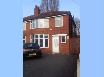 EasyRoommate UK - Room available in Manchester/Fallowfield - Fallowfield, Manchester - £426 pcm