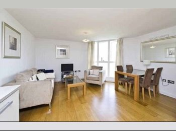 EasyRoommate UK - 1 bed flat share in Canada water  - Canada Water, London - £910 pcm
