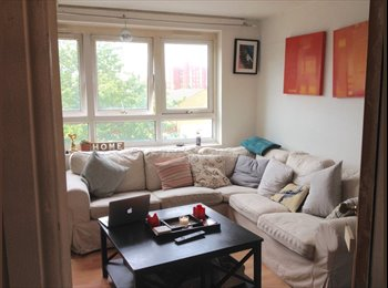 EasyRoommate UK - Lovely Refurbished Room in Rent in Acton - Acton, London - £600 pcm