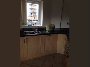 EasyRoommate UK - beautiful double, near salford quays £375pcm - Old Trafford, Manchester - £375 pcm