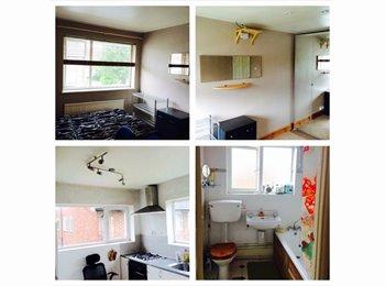 EasyRoommate UK - ONLY £120 pw!!! FABULOUS DOUBLE ROOM, HEATHROW, HAYES, BRUNEL UNIVERSITY, STOCKLEY PARK AND UXBRIDGE - Hayes, London - £520 pcm