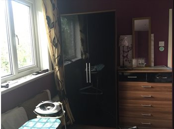 EasyRoommate UK - Furnished double room to let - Burnage, Manchester - £350 pcm
