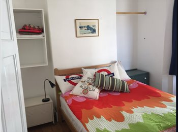 EasyRoommate UK - Bright, Double room near Queens park - Brighton, Brighton and Hove - £500 pcm