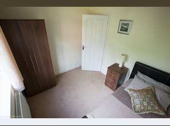 EasyRoommate UK - Room in a newly refurbished house for share - Edgbaston, Birmingham - £450 pcm