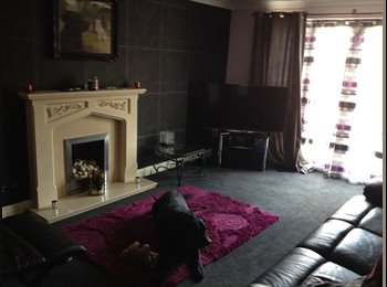 EasyRoommate UK - Furnished Double with En Suite in Exec Property - Churchover, Rugby - £500 pcm