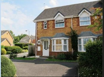 EasyRoommate UK - Double room in quaint 2 bed house in Broadstone - Canford Heath, Poole - £450 pcm
