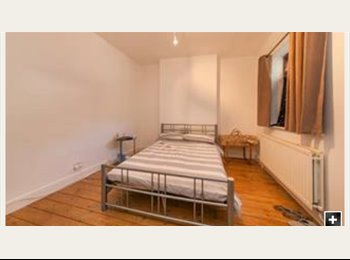 Very spacious 2 dbl bedroom garden flat!