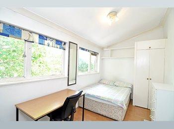 A large studio apartment on Tresham Crescent, Marylebone...