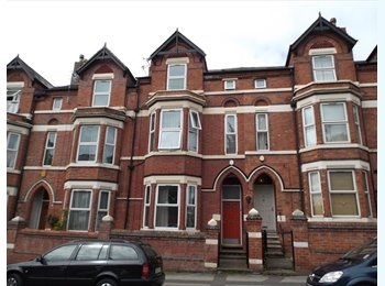 EasyRoommate UK - 5 BEDROOM STUDENT HOUSE - Nottingham, Nottingham - £320 pcm