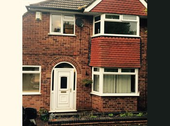 EasyRoommate UK - House share available - Stafford, Stafford - £425 pcm