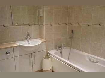 EasyRoommate UK - Double room for a lady in a 2-bedroom flat. £ 700 per month (all bills included) - Enfield, London - £700 pcm