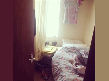 EasyRoommate UK - Bright Large Single Room in Brighton Student House - Brighton, Brighton and Hove - £368 pcm