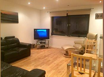 EasyRoommate UK - Lovely Dobule Bedroom in New Build Flat - Newlands, Glasgow - £420 pcm