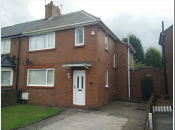 EasyRoommate UK - house to share - High Heaton, Newcastle upon Tyne - £300 pcm