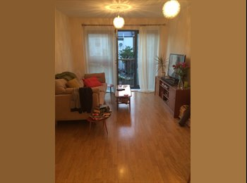 Double room in lovely, bright, new flat!