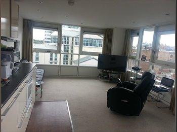 City Centre Luxury Double Bedroom