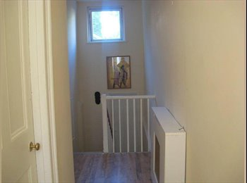Double room in a quiet clean house with garden
