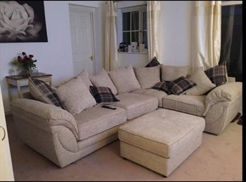 EasyRoommate UK - 1 double and 1 double en suite to rent in 4 bed spacious property - Hilperton, West Wiltshire - £450 pcm