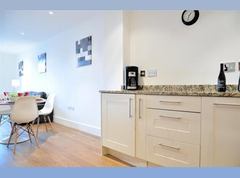 EasyRoommate UK - Central Ultra-Modern 3rd Floor Apartment with 2 Bedrooms - Waterloo and London Bridge, London - £1,400 pcm