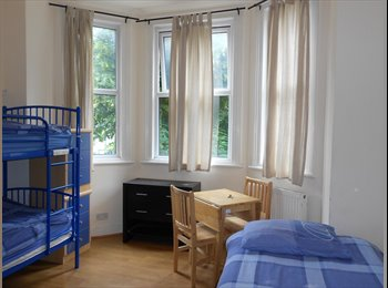 EasyRoommate UK - Fantastic Double/Triple room with private kitchen in Willesden Green!! - Cricklewood, London - £758 pcm