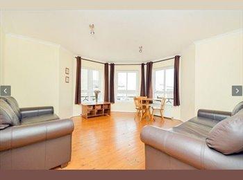 EasyRoommate UK - Double Room for Rent in centrally located flat - Edinburgh Centre, Edinburgh - £320 pcm