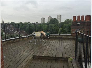 EasyRoommate UK - Spacious Maida Vale apartment with roof terrace - Maida Hill, London - £877 pcm