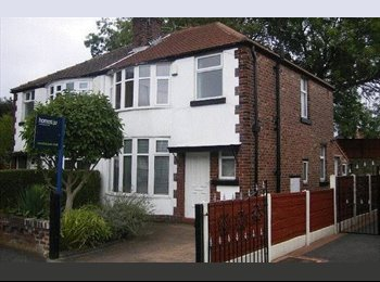 EasyRoommate UK - Double Room available in Manchester! - Fallowfield, Manchester - £425 pcm