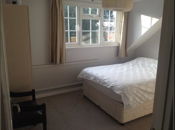 Bright Large Furn Double Room in Watford - Highly Desirable...
