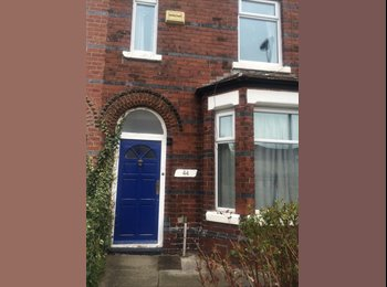 EasyRoommate UK - **The property is currently in the process of being fully refurbished** - Didsbury, Manchester - £85 pcm