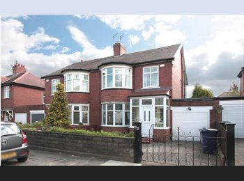 EasyRoommate UK - 3 double Furnished Rooms Available in Cheylesmore - Cheylesmore, Coventry - £400 pcm