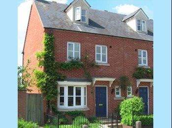 EasyRoommate UK - Double Room To Rent - Stratford-upon-Avon, Stratford-upon-Avon - £650 pcm