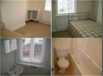 EasyRoommate UK - Studio Flat in Old Town - Swindon, Swindon - £450 pcm